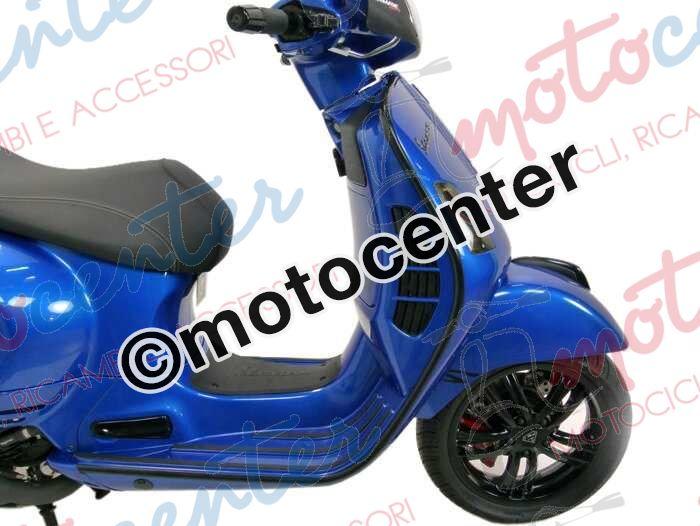 38513 Bordo Scudo Dx Vespa LX S 50 125 150