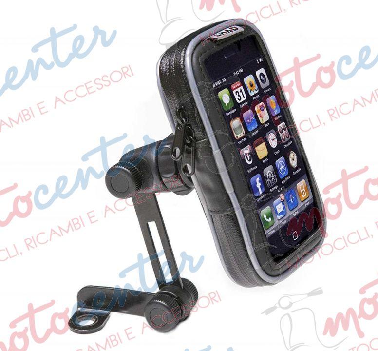 SMIPHONE5 CUSTODIA SUPPORTO PER IPHONE 5S/5 PER MOTO E BICI