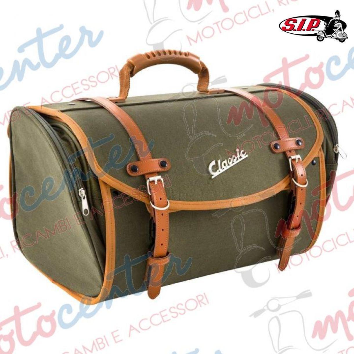 """330x190x180 mm environ 10 L Sac//Valise SIP /""""Classic/"""" petit pour porte bagage"""