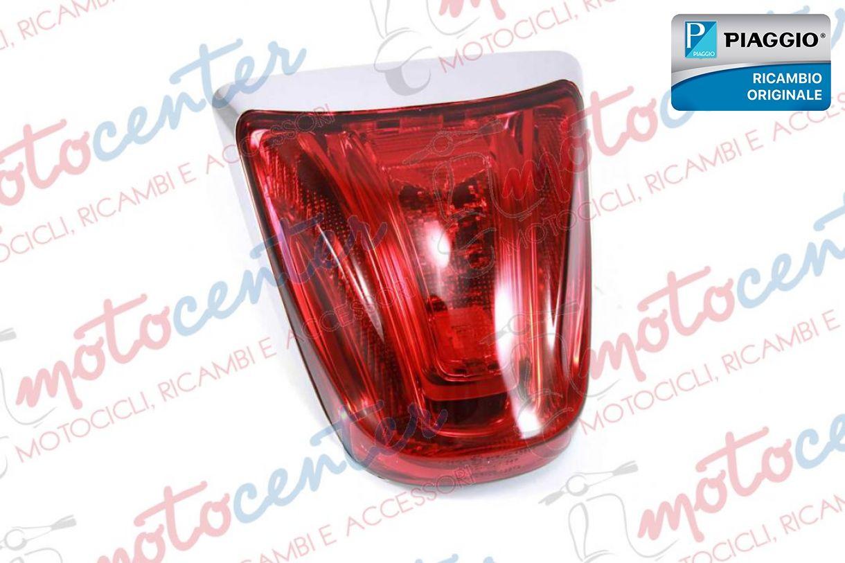 8251 Tail Light Piaggio Vespa Primavera 50 125 150 13 17 Lx Fuse Box Sprint 14