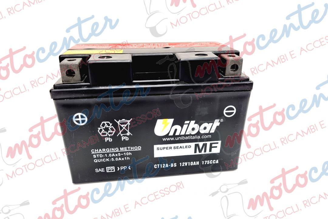 Batterie moto kyoto YT12B-BS Ducati Hypermotard 1100 2008 2009 2010 2011 2012