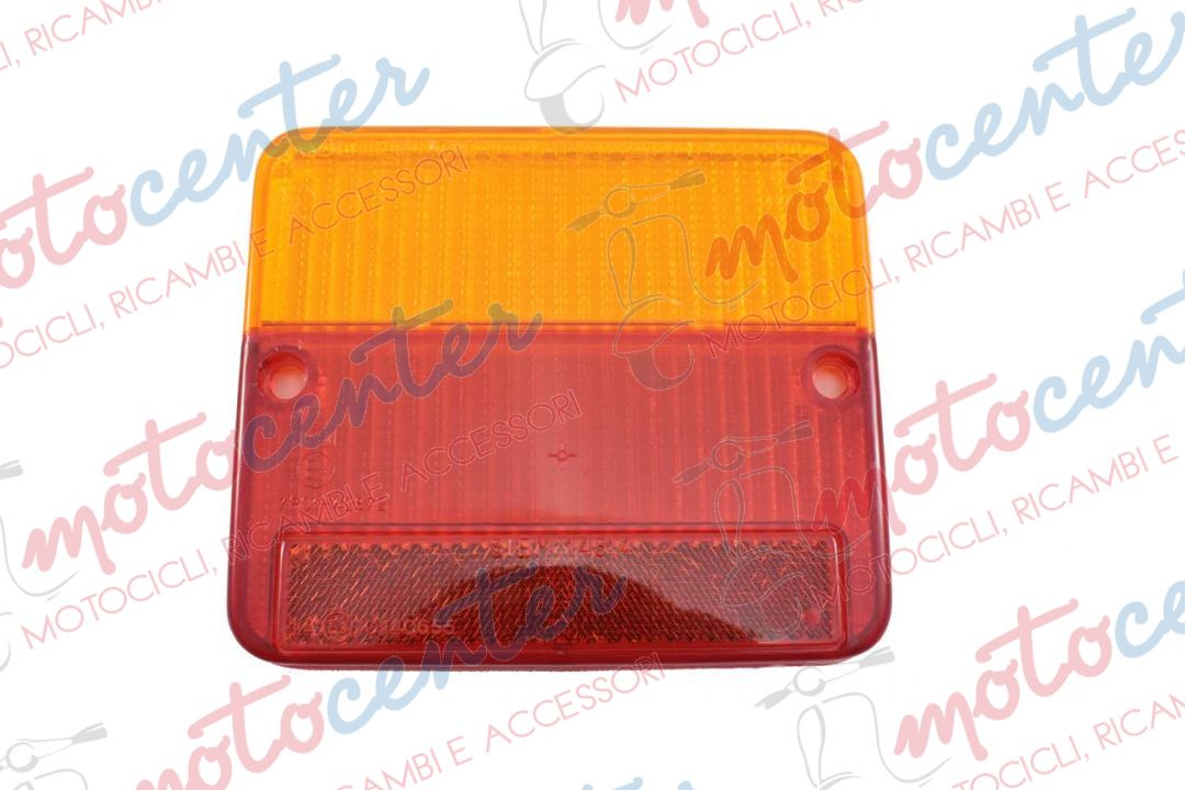 PLASTICA FANALE POSTERIORE DX SX APE 50 TM FL