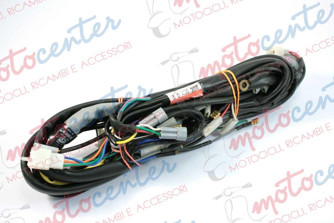 Schema Elettrico X9 250 : Impianto elettrico lml star deluxe  t motocenter